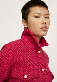 Mango - Light jacket - rose - 3