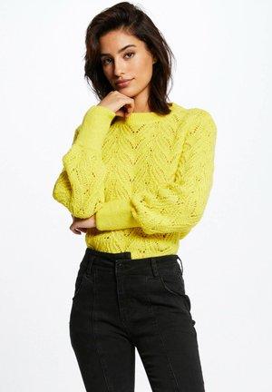 MORGAN  - Jumper - yellow