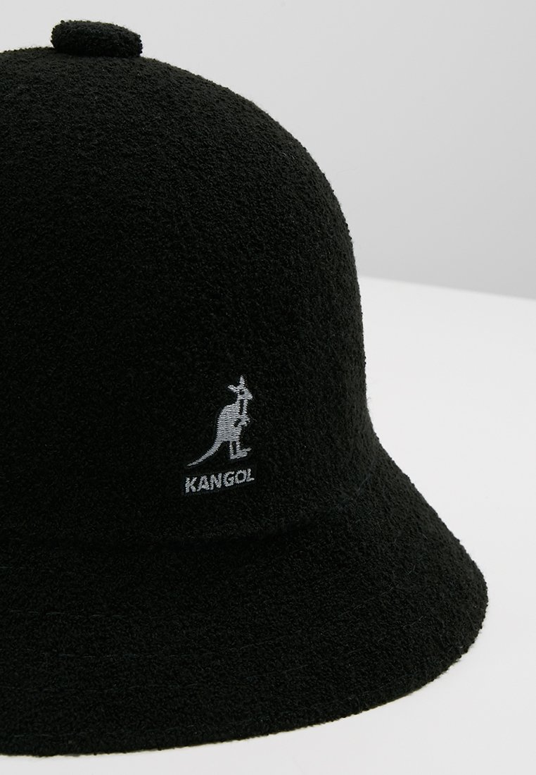 Kangol Bermuda Casual - Hut Black/schwarz
