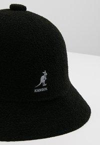 Kangol - BERMUDA CASUAL - Chapeau - black - 6