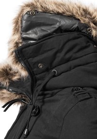 Navahoo - PAULINE - Winter coat - black - 4