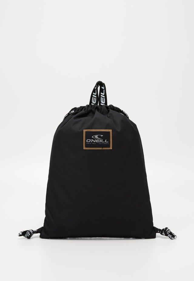 GYM SACK - Sacchetto sportivo - black out