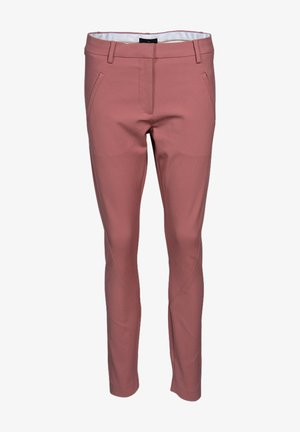 ANGELIE - Trousers - rose jegg