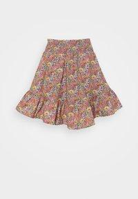 YAS - YASEMINA SKIRT  - A-line skirt - black - 3