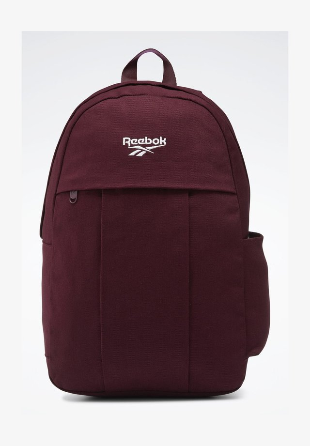 CLASSICS FOUNDATION JWF 2 BACKPACK - Rucksack - burgundy