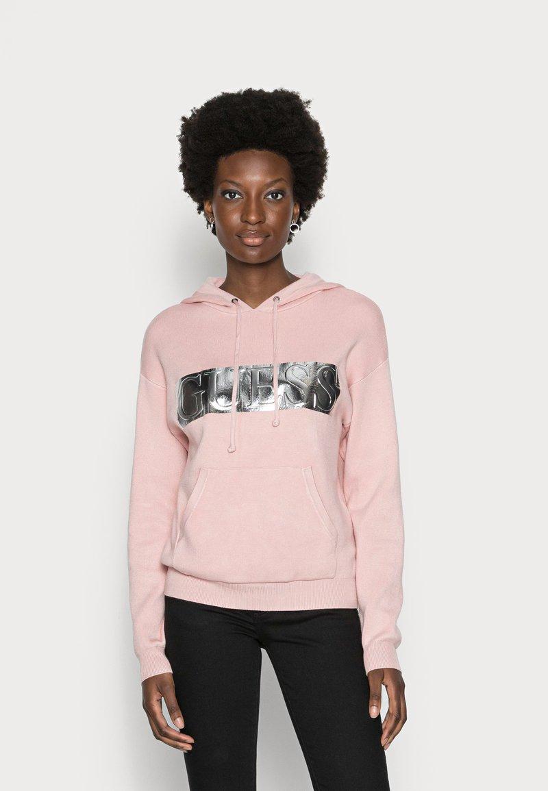 Guess - GEMMA - Hoodie - pretty in pink