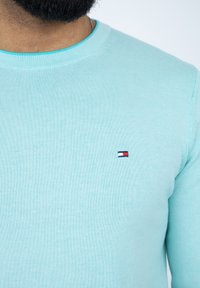 Tommy Hilfiger - TIPPED DOUBLE FACE - Jumper - oxygen - 3