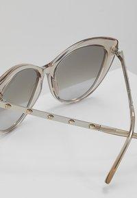 Versace - Occhiali da sole - brown - 2