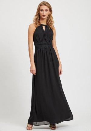 VIMILINA - Robe longue - black