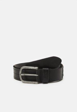 NAMIBIA BELT UNISEX - Cinturón - black