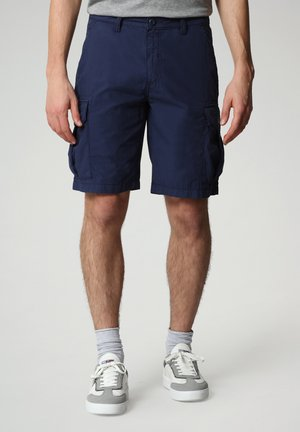 N-ICE CARGO - Shorts - medieval blue