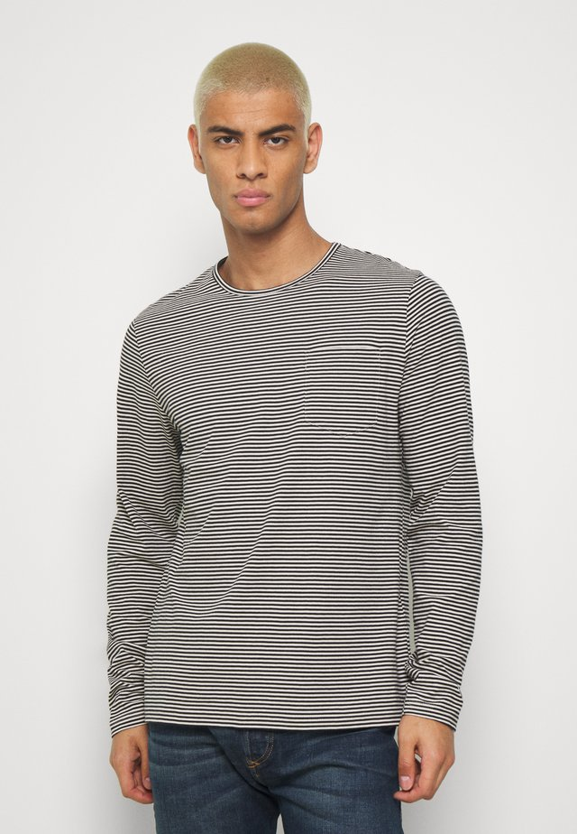 FINN - Long sleeved top - black