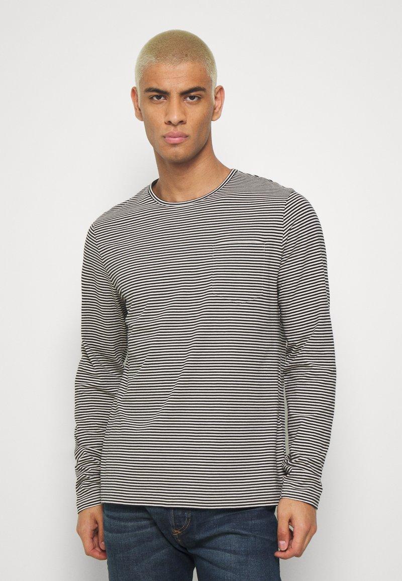 Samsøe Samsøe - FINN - Long sleeved top - black