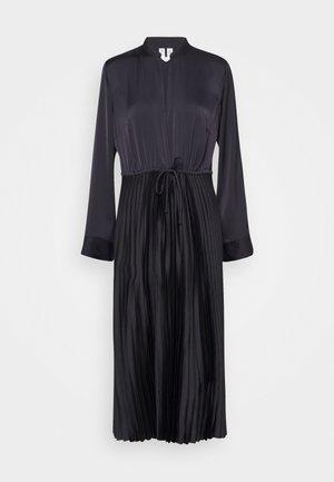 Shirt dress - blue dark