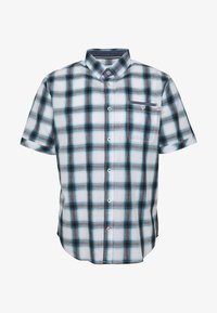 RAY CHECK SHIRT - Shirt - blue/white