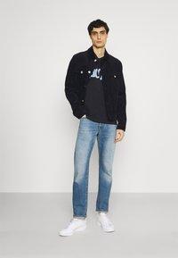 Lacoste - Print T-shirt - abimes - 1