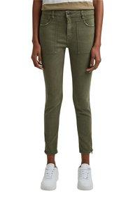 edc by Esprit - Slim fit jeans - khaki green - 5