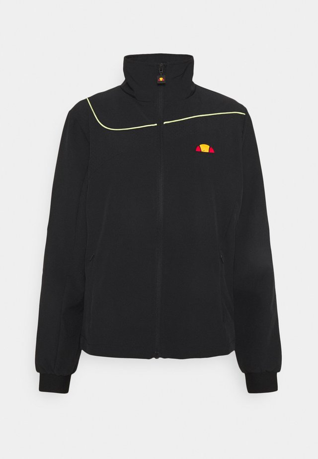 PETTIAH TRACK TOP - Trainingsvest - black