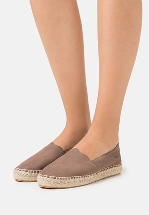 BIADORRIS WAVE  - Espadrilles - light brown