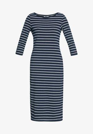 SCALLP - Sukienka z dżerseju - navy