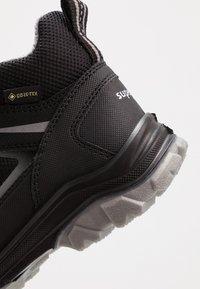 Superfit - JUPITER - High-top trainers - schwarz/grau - 2