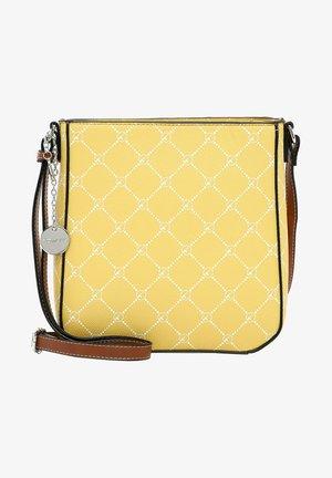 ANASTASIA CLASSIC - Across body bag - yellow