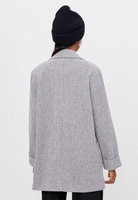 Bershka - Short coat - light grey - 2