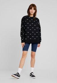 Obey Clothing - DUBOIS CREW - Sweatshirt - black - 1