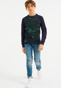 WE Fashion - JONGENS - Longsleeve - multi-coloured - 0