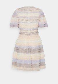 Needle & Thread - LUELLA RUFFLE MINI DRESS - Cocktail dress / Party dress - porcelain - 7