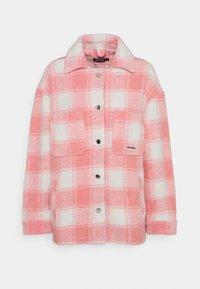 Local Heroes - TWIGGY JACKET - Summer jacket - pink - 0