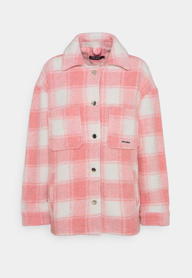 TWIGGY JACKET - Lett jakke - pink