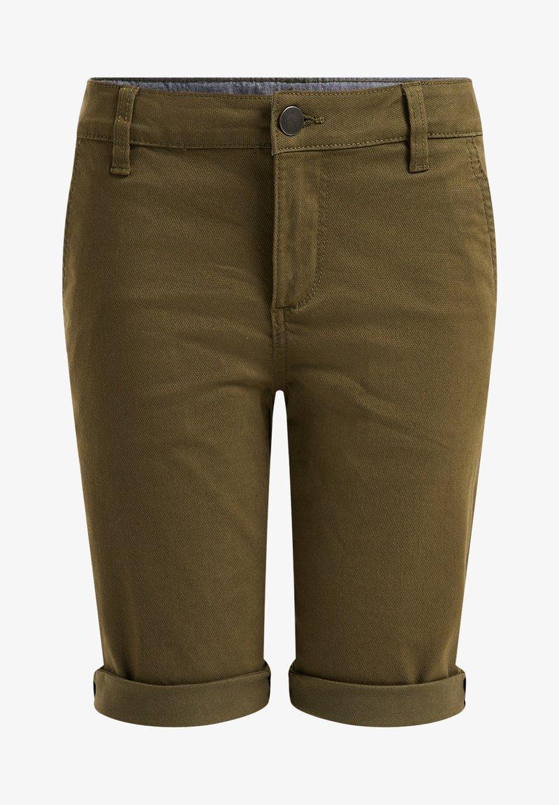 WE Fashion - Shorts - moss green