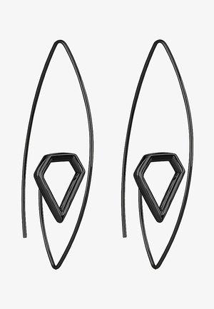 ICON  - Earrings - schwarz