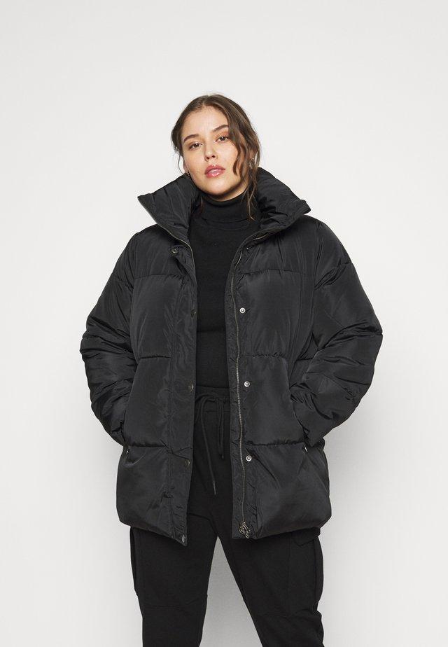 KCLINDY OUTERWEAR - Zimní bunda - black deep