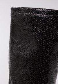 RAID - ELLE - Over-the-knee boots - black - 2