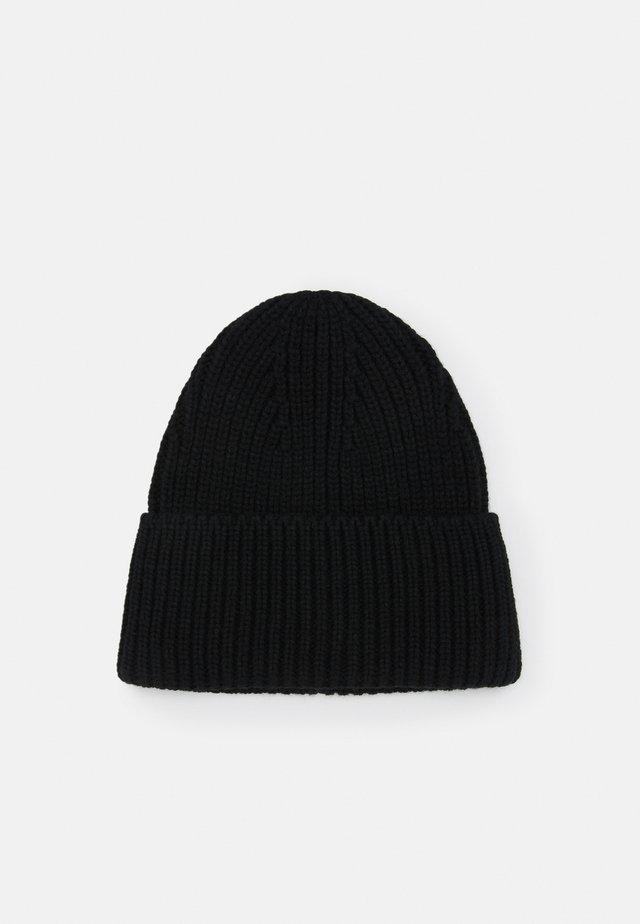 NOAH HAT - Czapka - black