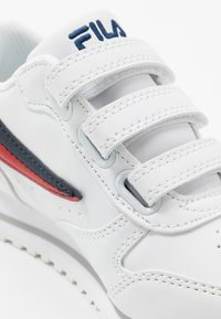 Fila - ORBIT KIDS - Sneakers - white/dress blue - 2