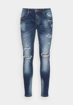 DAMIANO - Jeans Skinny Fit - blue wash