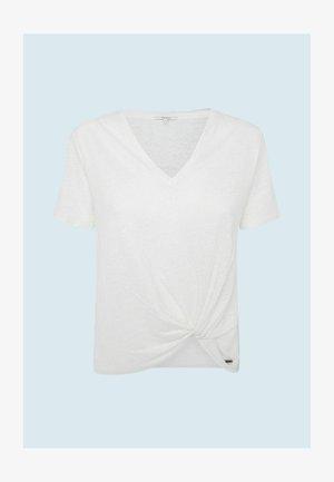 DAPHNE - Basic T-shirt - mousse