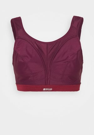 ACTIVE D+ CLASSIC SUPPORT - Sports bra - bordeaux