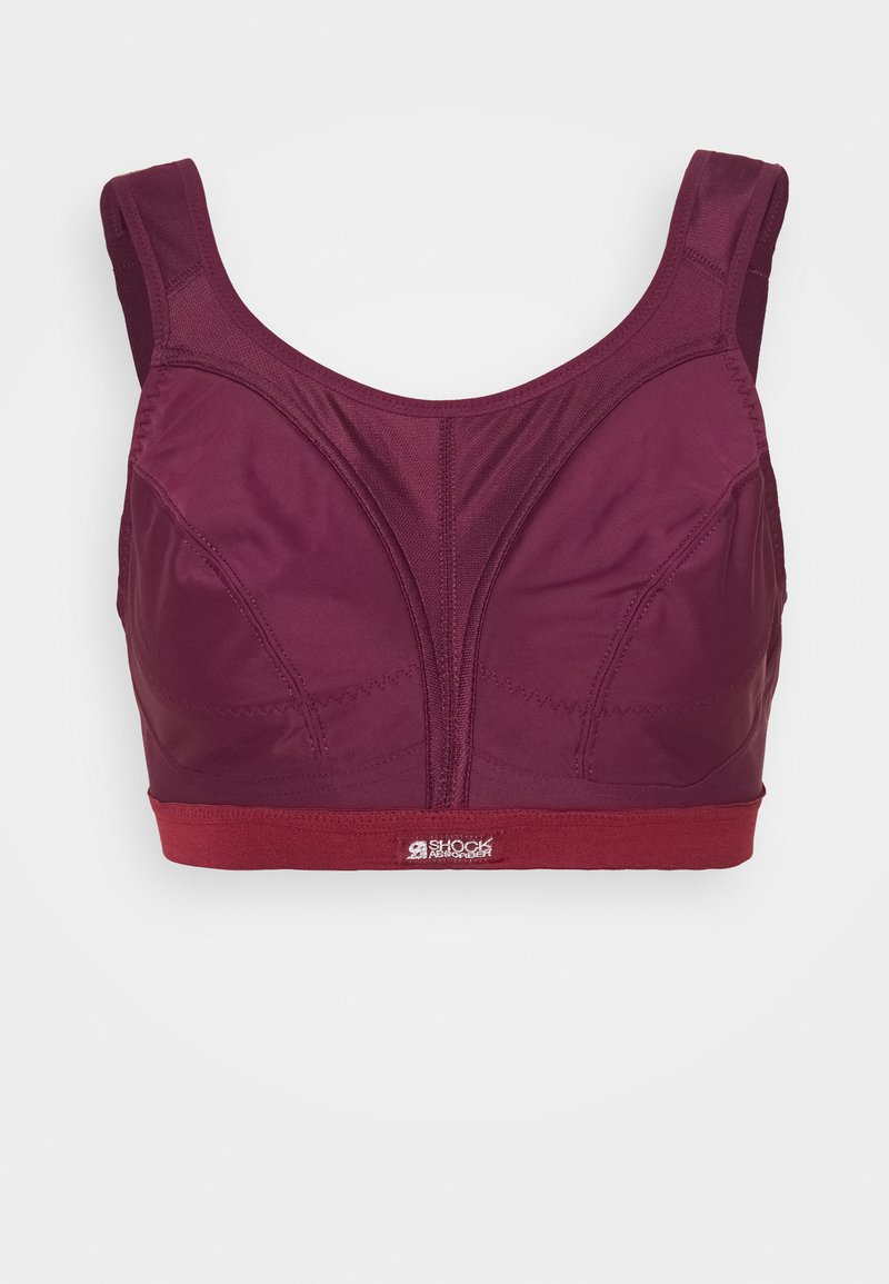 Shock Absorber - ACTIVE D+ CLASSIC SUPPORT - Sports-bh'er - bordeaux