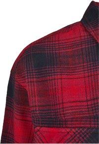 Urban Classics - Button-down blouse - darkblue/red - 8