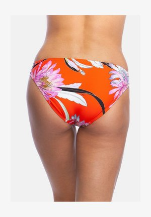 Bikini bottoms - flame