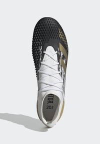 adidas Performance - FOOTBALL FIRM GROUND - Moulded stud football boots - ftwwht/goldmt/cblack - 2