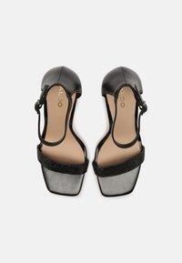 ALDO - AFENDAVEN - High heeled sandals - black - 5
