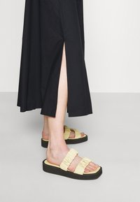 Monki - ELSA DRESS - Day dress - black - 4