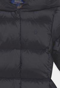 Polo Ralph Lauren - LONG OUTERWEAR COAT - Kabát zprachového peří - collection navy - 2