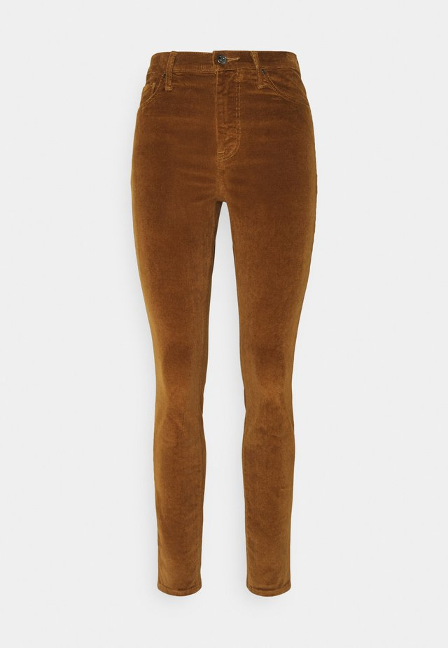 FLEX COMO - Jeans Skinny Fit - highland khaki