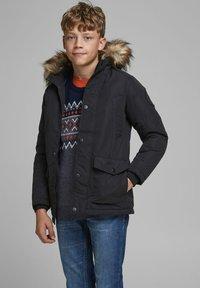 Jack & Jones Junior - Winter coat - black - 1